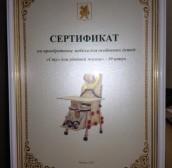 Мэрия Казани поддержала проект «Особенныедети.рф»