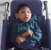Станислав Баландин, 5 лет, п.Тевриз, Омская область