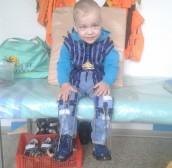 Даниил Файзаханов, 3 года, Невьянск, Свердловская область