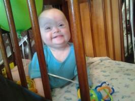 Татьяна Саврунова, 1 год, Магнитогорск, Челябинская область