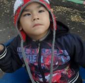 Динир Хамитов, 4 года, с.Аскарово, Башкортостан