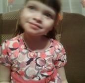 Лилия Константинова, 7 лет, д.Дурга, Татарстан