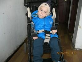 Егор Яременко, 3 года, Энгельс, Саратовская область