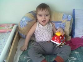 Константин Федоров, 3 года, Сальск, Ростовская область