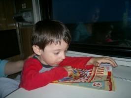 Исмаил Узданбегов, 3 года, Махачкала, Дагестан