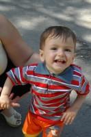 Алексей Деркунский, 4 года, с.Развильное, Ростовская область
