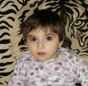 Марьям Ярахмедова, 1 год, Махачкала, Дагестан