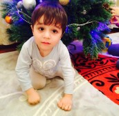 Мухаммад Абдулаев, 3 года, Махачкала, Дагестан