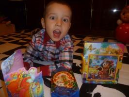 Денис Савельев, 4 года, Ульяновск, Ульяновская область