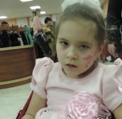 Евгения Симонова, 7 лет, Новоульяновск, Ульяновская область
