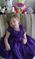 Варвара Зуева, 4 года, Полбина, Ульяновская область
