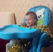 Семен Силистрарь, 3 года, Первомайское, Ленинградская область