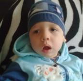 Даниил Вершинин, 4 года, Аша, Челябинская область
