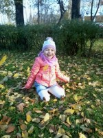 Карина Турченко, 6 лет, Серов, Свердловская область