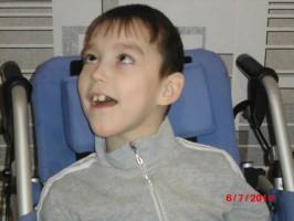 Михаил Ляукин, 8 лет, с.Поникий Ключ, Ульяновская область