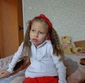 Ксения Скотнова, 5 лет, Подольск, Московская область