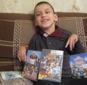 Иван Румянцев, 9 лет, Тверь, Тверская область