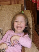 Варвара Лепешкина, 3 года, Ульяновск, Ульяновская область