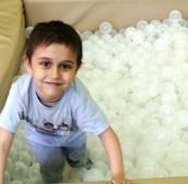 Максим Малов, 7 лет, р.п. Майна, Ульяновская область