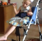 Александра Аксененко, 6 лет, Новосибирск, Новосибирская область