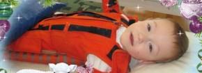 Матвей Иванцов, 2 года, Ефремов, Тульская область
