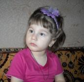 Маргарита Чеснокова, 4 года, Киров, Кировская область