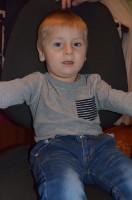 Богдан Гусаим, 3 года, с.Родыки, Ставропольский край
