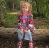Екатерина Меркутова, 6 лет, Тольятти, Самарская область