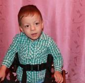 Артем Коваль, 3 года, Астрахань, Астраханская область