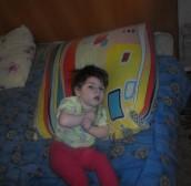 Каролина Куфорова, 1 год, Мокроусово, Курганская область