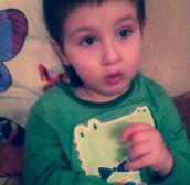 Александр Сакович, 4 года, Хоста, Краснодарский край