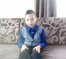 Дмитрий Захаров, 12 лет, Казань, Татарстан