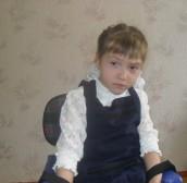 Кристина Сергеева, 9 лет, Новочебоксарск, Чувашия