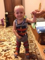 Александр Белькевичус, 2 года, п. Энем, Адыгея