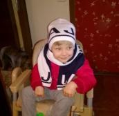Кирилл Кочеров, 6 лет, Калининград, Калининградская область