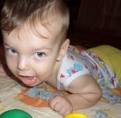 Евгений Лебедев, 4 года, Томск, Томская область