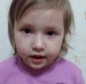 Саида Сафаргалиева, 4 года, Кощаково, Татарстан