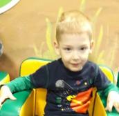 Георгий Ерохин, 4 года, Череповец, Вологодская область