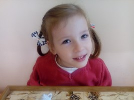 Серафима Смирнова, 6 лет, Щебетовка, Крым