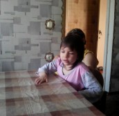 Алина Садовая, 10 лет, Хатукай, Адыгея