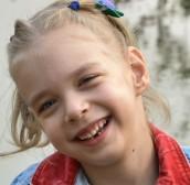 Полина Давыдова, 6 лет, Копейск, Челябинская область