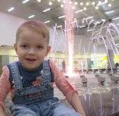 Игорь Григорьев, 4 года, Тихвин, Ленинградская область