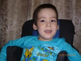 Анвар Гатауллин, 6 лет, Белорецк, Башкортостан