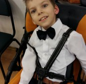 Роман Борис, 8 лет, Петрозаводск, Карелия