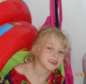 Александра Сорокина, 7 лет, Коммунар, Ленинградская область