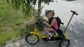 Зоя Ижак, 6 лет, Липецк, Липецкая область