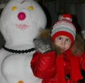 Кира Пулинская, 6 лет, Новая Криуша, Воронежская область