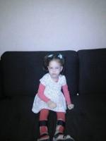 Виктория Кичигина, 4 года, Касли, Челябинская область
