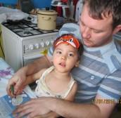 Тимофей Ударцев, 4 года, Уссурийск, Приморский край