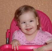 Мария Кашина, 5 лет, Тольятти, Самарская область